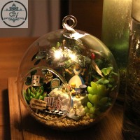 DIY Miniature Dollhouse - Alice Forest Afternoon Tea