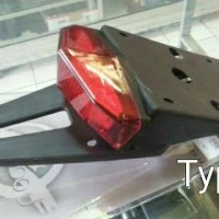 Stop Lamp Sein 3in1 KLX / custom Trail