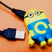 MP3 PLAYER KARAKTER UNIK MINI LUCU