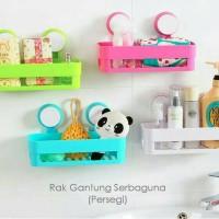 harga Rak Gantung Serbaguna (persegi) Tanpa Bor Keramik Tokopedia.com