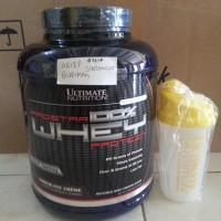 Prostar 100% Whey Protein 5.28 Lbs Ultimate Nutrition Promo
