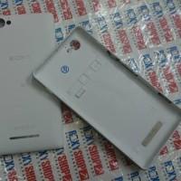 Back Casing Sony Xperia M C1905 / C2005 Putih