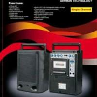 harga Speaker portable amplifier wireless PA bismarck BM 338u(toa meeting) Tokopedia.com