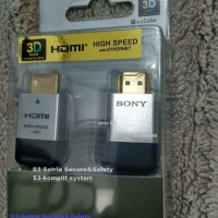Kabel HDMI SONY HIGHSPEED 2M 3D