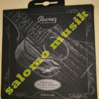 senar ukulele soprano dan concert Ibanez by aquila original