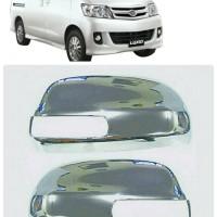 Cover Spion Daihatsu Luxio Tipe M dan X