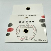 Home Button Sticker TouchID iphone 4 / 5 for iPhone iPad iPod Touch