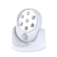 Light Angel Motion Activated Stick Up LED Light Lampu LED Sensor Gerak