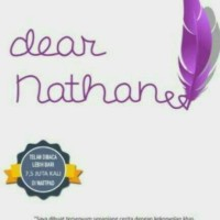 Novel Dear Nathan by Erisca Febriani