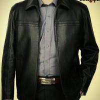 Jual jaket kulit domba asli garut Murah
