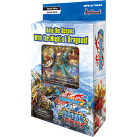 Buddyfight D Trial Deck BFE-D-TD01 Dragon Emperor of Colossal Ocean