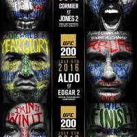 harga UFC 200 PPV (Khusus DVD Player) Tokopedia.com