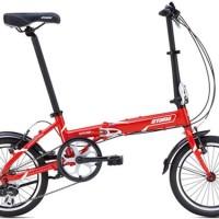 Jual OYAMA Folding Bikes S-500 Baru | Sepeda Lipat Dahon Baru Bekas