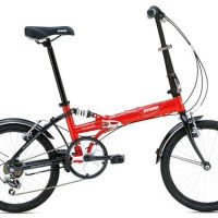 Jual OYAMA Folding Bikes M-300 Baru | Sepeda Lipat Dahon Baru Bekas