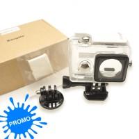 Waterproof case Xiaomi yi cam original Free tripod adaptor -KING MA