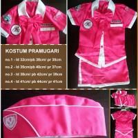 harga Baju Anak Kostum Pramugari - Kode : 4793 Tokopedia.com