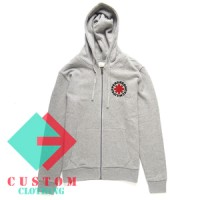 Hoodie Zipper Red Hot Chili Peppers - Misty - GLORY CLOTH