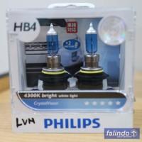 Jual Philips Crystal Vision HB4 4300K (Bohlam Mobil) Murah