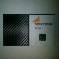 Baterai Maxtron Apollo M54 Double Power 3800mah (Compatible)