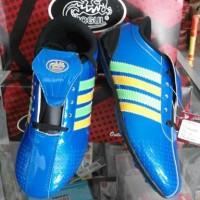 sepatu futsal mogul biru/hitam