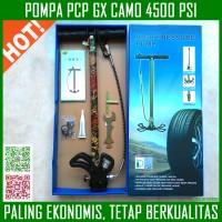 Pompa Senapan Angin PCP GX Camo - Hillpump Pump Non Tanpa Filter Murah