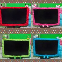 bando/cover/sarung TV (led/lcd/monitor) 21-32""