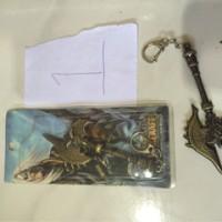 Gantungan/ keychain final fantasy