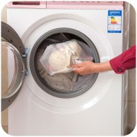 LAUNDRY NET DONGA super jumbo 50x70cm | untuk mencuci di mesin cuci