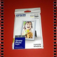 harga Epson 4R Glossy Photo paper Tokopedia.com