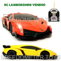 RC Mobil Lamborghini Veneno 1/24 | Mainan Anak Mobil Remote Control