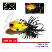 harga Mimix Jump Bux Lite Orange Yellow Dot - Jump Frog 9gr Tokopedia.com