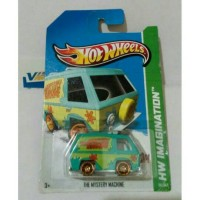 Hotwheels Hot Wheels ScoobyDoo The Mystery Machine
