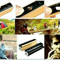 powerbank 3 IN 1/multifungsi~powerbank+korek+senter#best seller