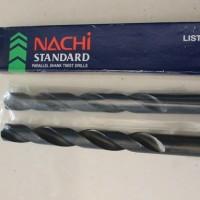 Nachi 17 | Drill Nachi 17 | Bor Nachi 17 | Bor Besi 17 | Nachi HSS