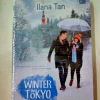 Novel Metropop Winter In Tokyo
