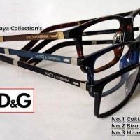 Frame Kacamata Minus : D&G (Dolce & Gabbana) New & Tren [ORIGINAL]