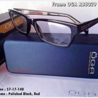 Frame Kacamata Trendy OGA RB8029 [ORIGINAL]