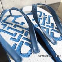 Sandal Jepit Ukir Unik Area Palangkaraya