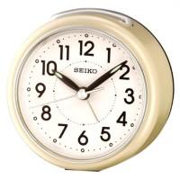 Jam weker/meja Seiko QHE125 - LumiBrite & Quite sweep second hand