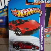 Lamborghini Aventador J ( Hot Wheels )