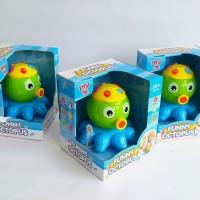 Mainan Bayi & Balita | Proyektor | Funny Octopus | Mainan Anak Lucu