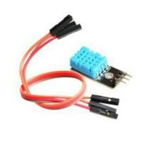 DHT 11 DHT11 Modul Sensor Kelembaban Suhu Humidity Temperature Arduino