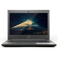 Notebook Acer Core I7-5500U 8 GB 1 TB VGA 2 GB warna GREY MURAH