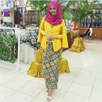 Kebaya Batik Set Keyla / Kebaya Batik Hijab