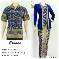 Baju Sarimbit Batik / Baju Sarimbit Batik Modern / Denada