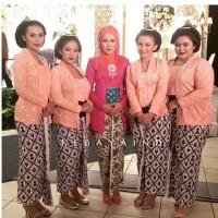Kebaya Batik Modern / Kebaya Batik Modern
