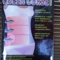 harga gurita ibu setelah melahirkan Queen Gurita Rekat Ibu 3band Korset Tokopedia.com
