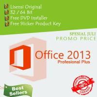 Office 2013 Profesional (Lisensi Original)