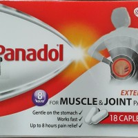 Panadol Extend Muscle n Joint Pain