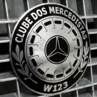 harga Emblem Grill Mercedes-Benz W123 (Tempelan Grill Mobil) Tokopedia.com